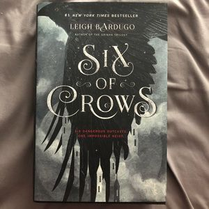 HARDCOVER: SIX OF CROWS SPECIAL EDITION
